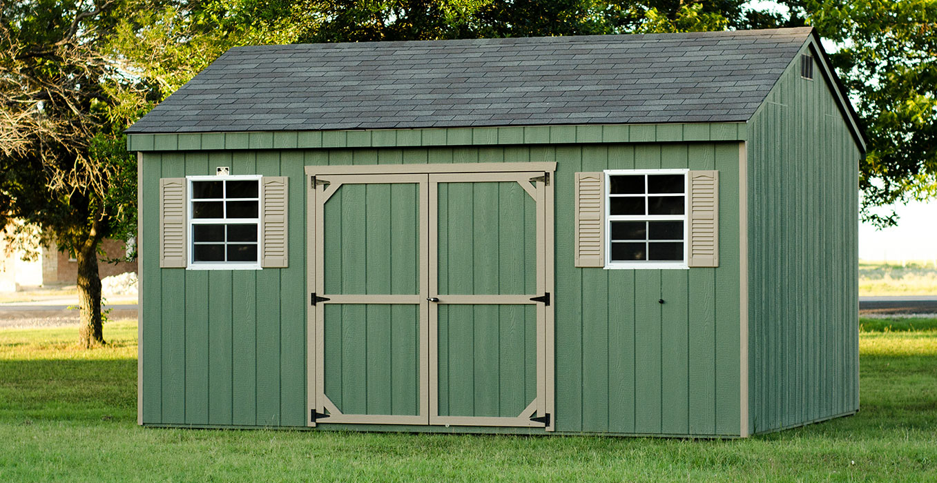 Storage Sheds Outdoor Lone Star Structures