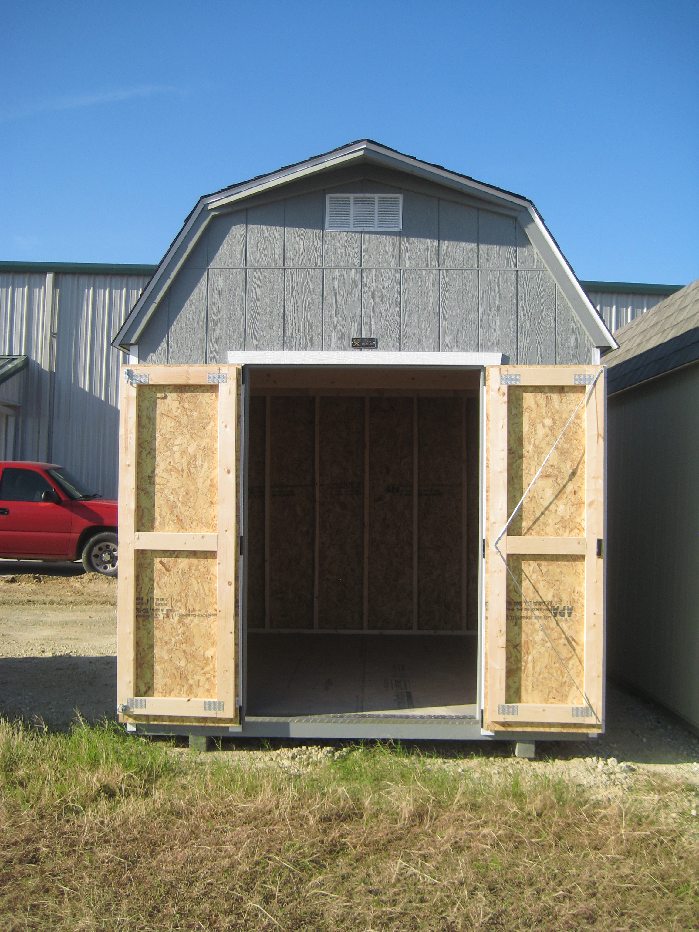 8x10 Dutchbarn For Sale In Stock Sheds And More 392112918