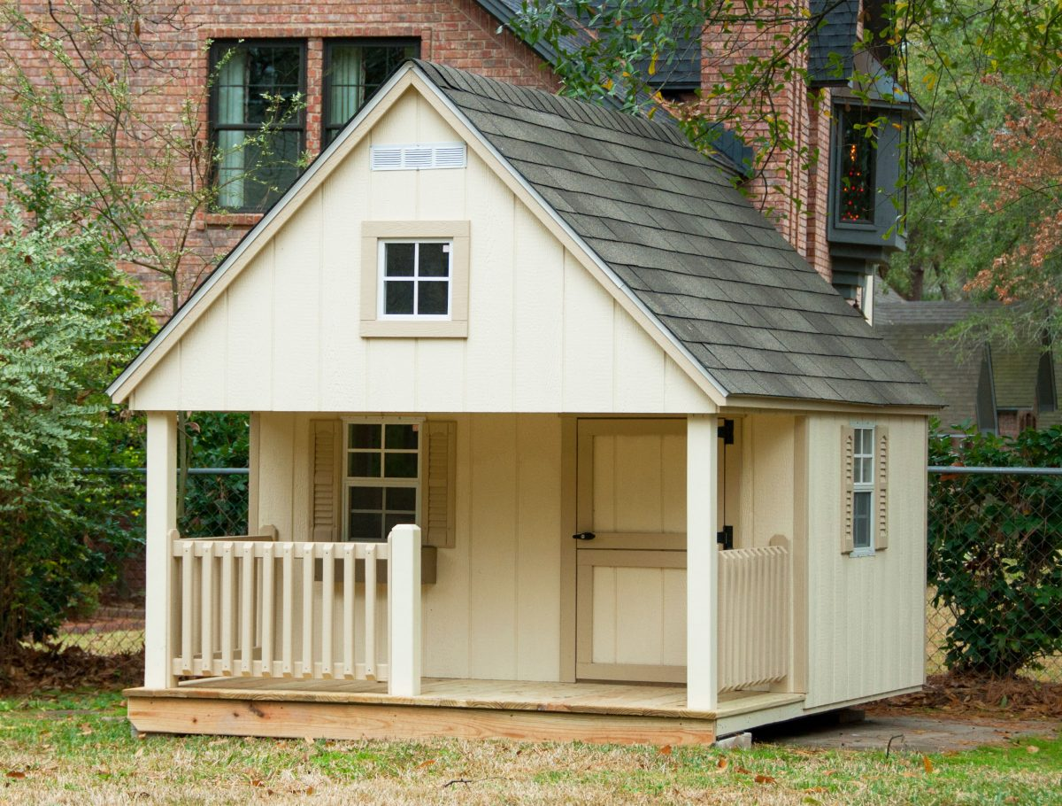 Kid S Playhouses For Sale Deluxe Playhouse Buildings For