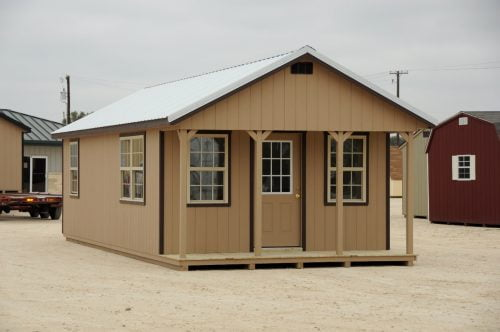 Portable storage shed cabin for sale in waco texas