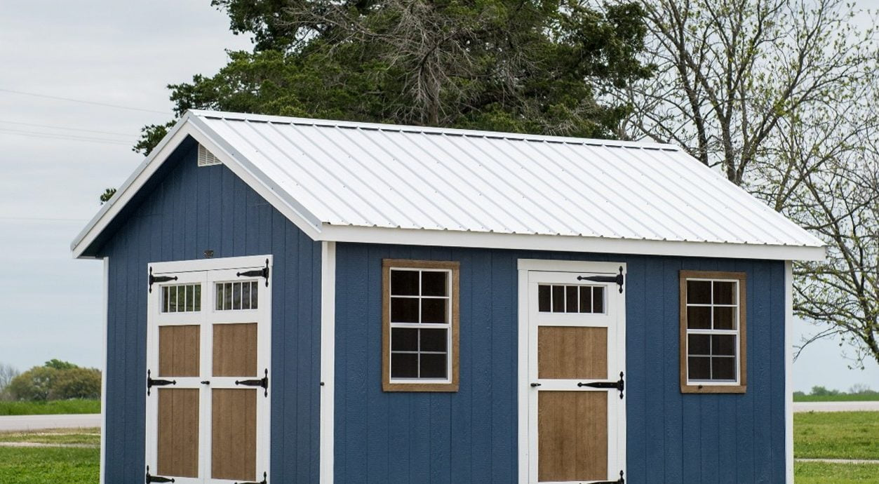 Portable=storage building for sale in central texas