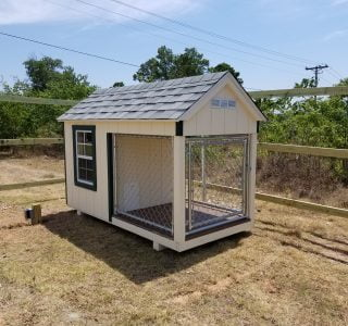 4x8 dog kennel for sale