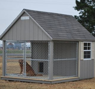 Custom dog kennels for sale in lott texas