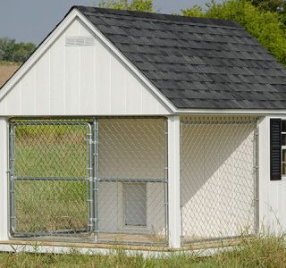 Dog kennels for sale in texas by lone star structures