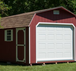 12x20 dutchbarn prefab garage