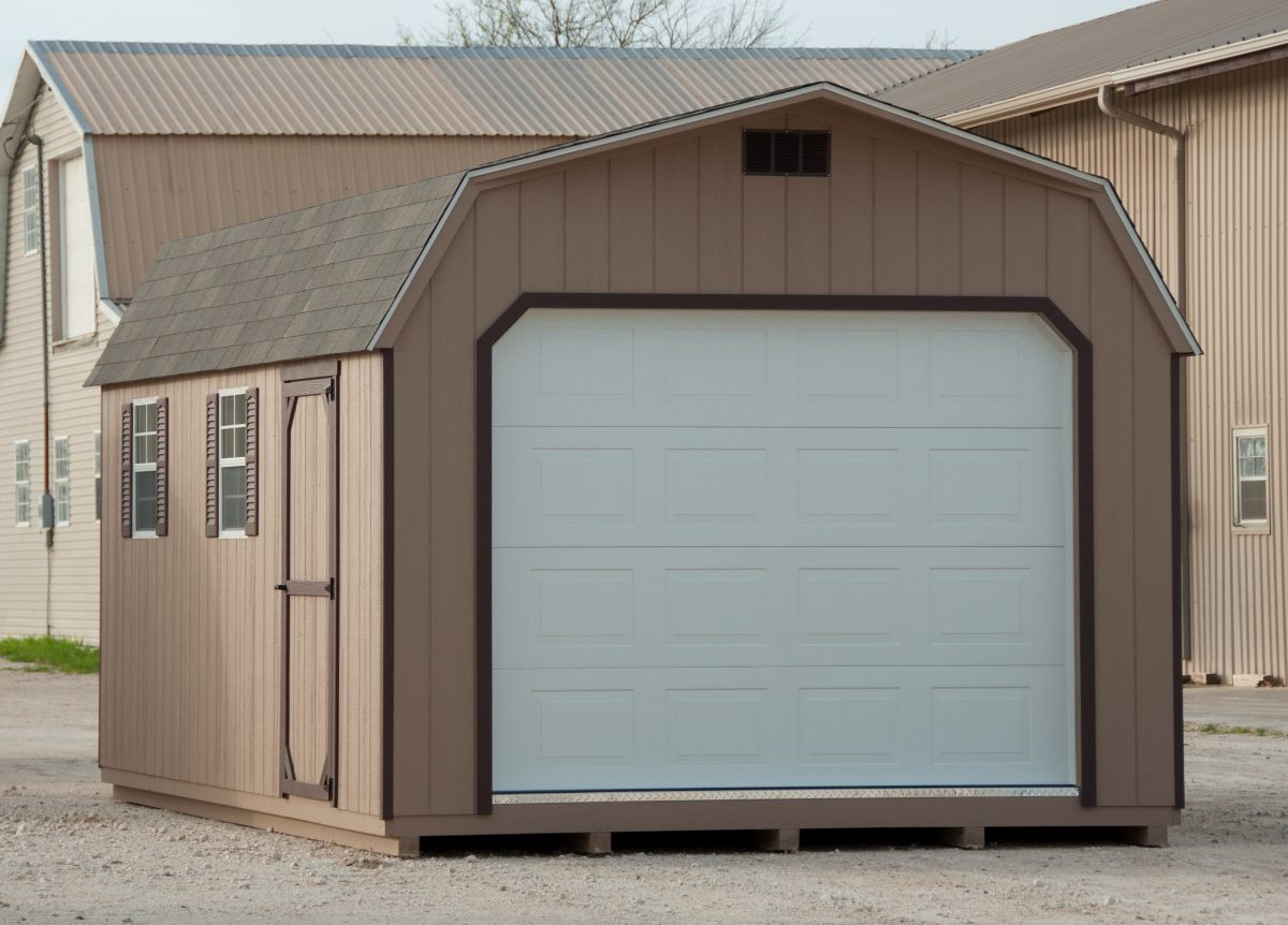 Prefab Garages Garage Buildings Made And Sold In Texas