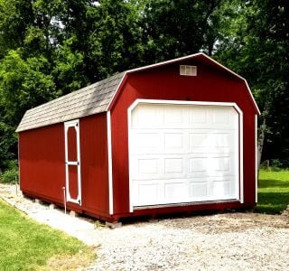 Quality prefab garage sheds for sale in texas