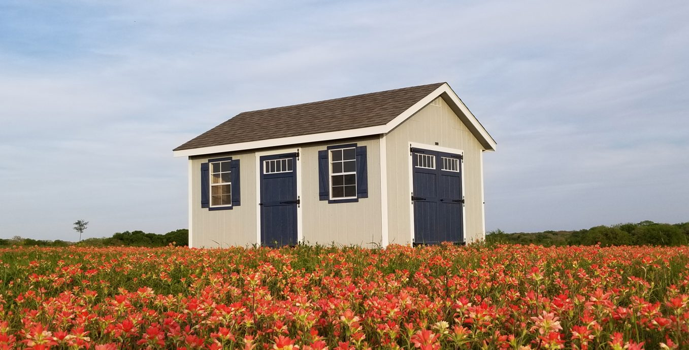 12x16 classice wood sheds for sale by lone star structures