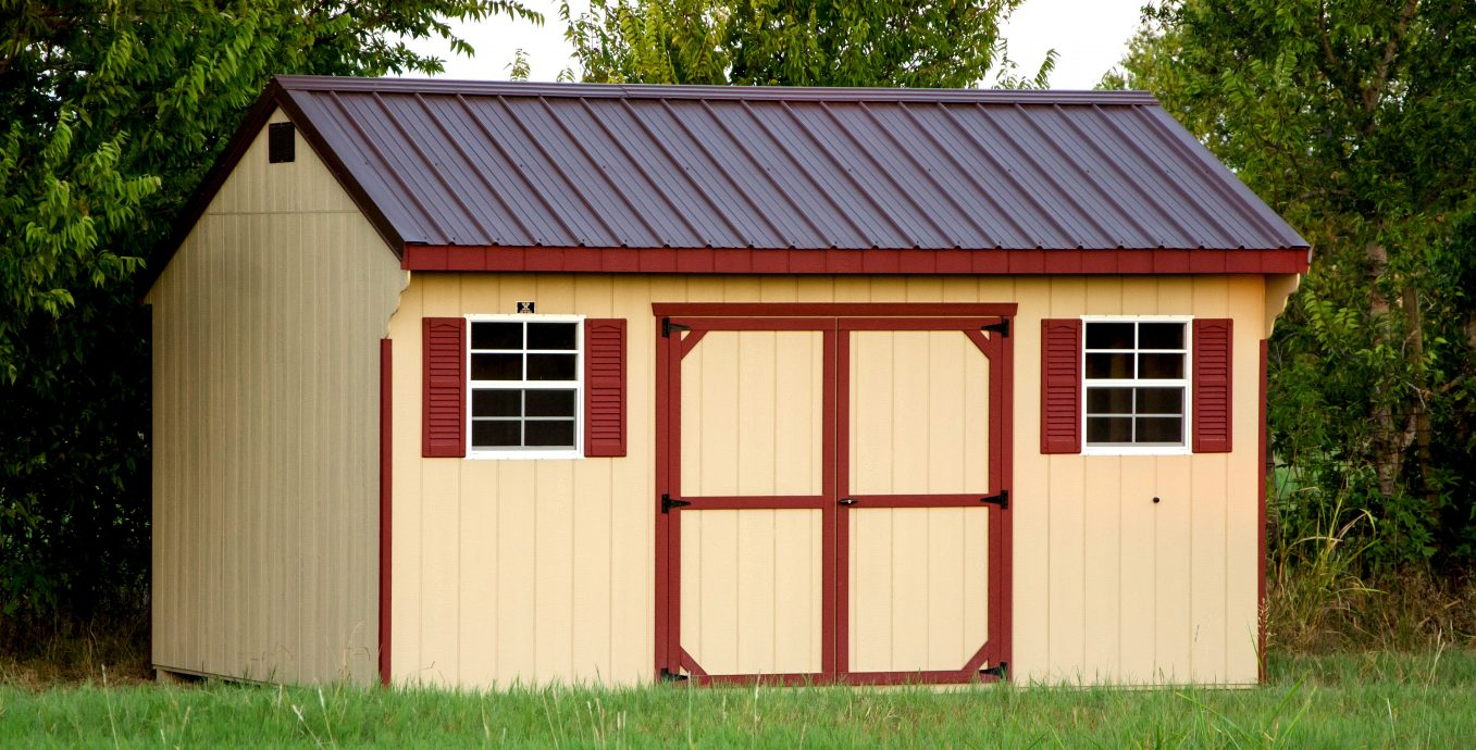 Beautiful quality quaker sheds for sale by lone star structures in central texas