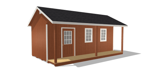 Design custom shed in texas