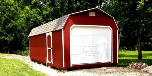 Quality Prefab Garage Sheds In Texas
