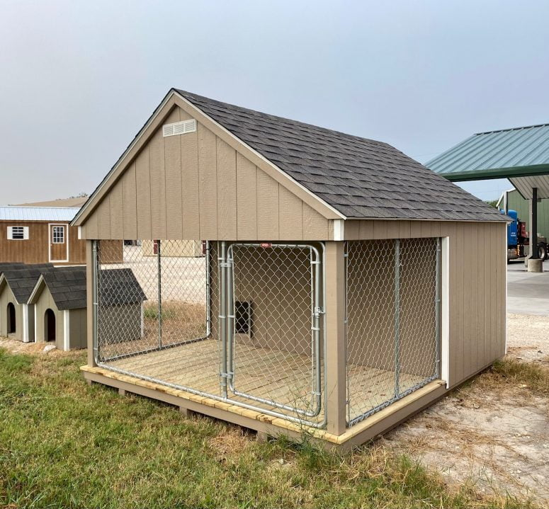 267081021 10x12 dog kennel for sale (7)