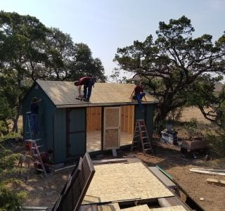 Lone star structures on site sheds builder in texas