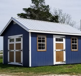 12x16 classic sheds for sale in texas