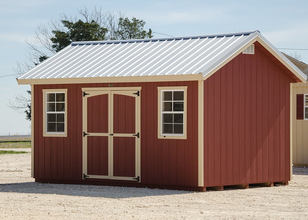 Storage Sheds For Sale, Made and Sold in Texas | Lone Star