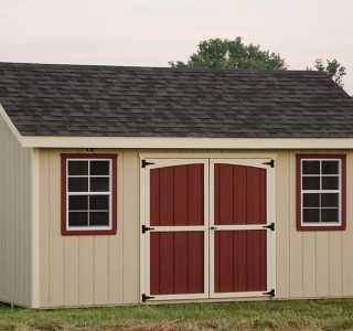 Storage sheds for sale in texas