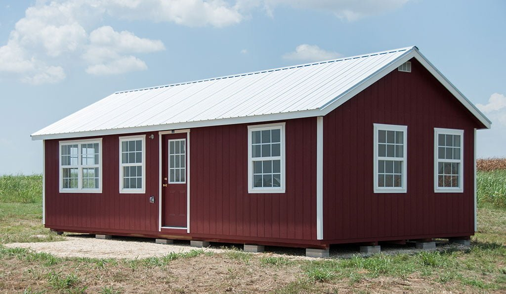 Storage Sheds For Sale, Made and Sold in Texas | Lone Star Structures