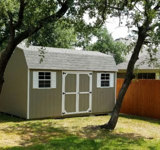 10x16 outdoor shed for sale in central texas
