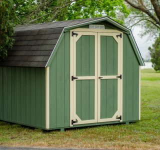8x12 minibarn small sheds for sale