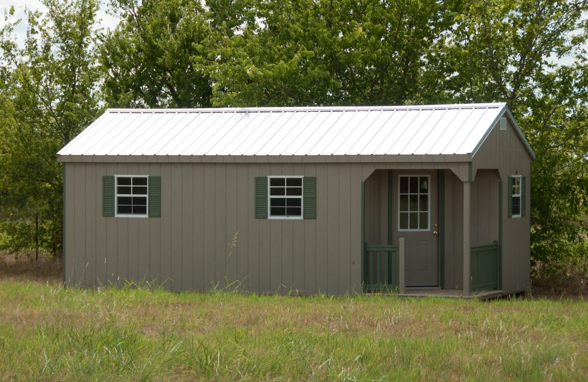 Portable Offices Built and Sold by Lone Star Structures