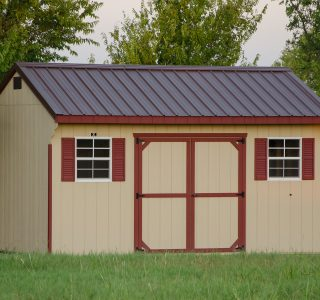 Quaker storage buildings and garden sheds for sale