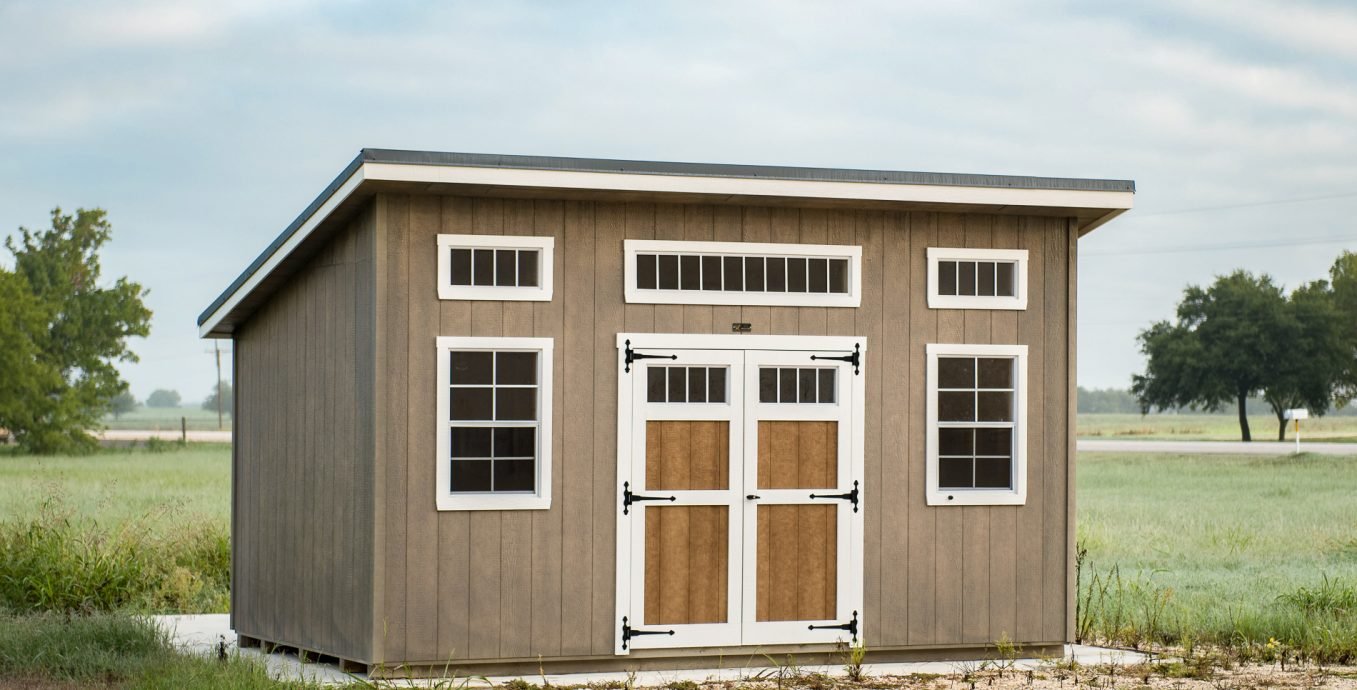 Studio shed for sale in temple texas