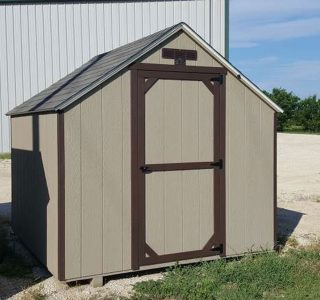 Quality utility sheds for sale in central texas