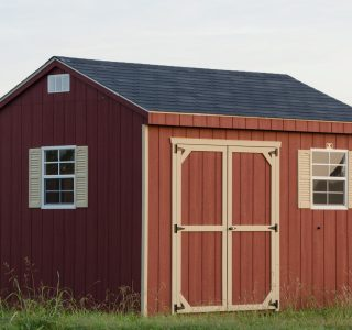 10x12 custom storage shed near me