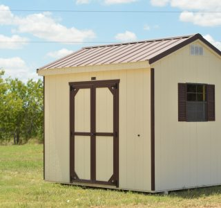 8x10 custom sheds in lott texas