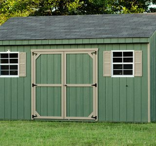 Custom sheds for sale in texas by lone star structures