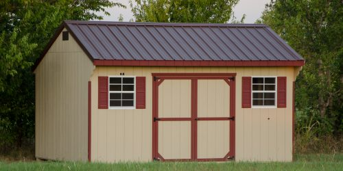 Quaker storage buildings for sale