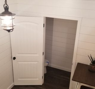 Texas tiny home shed for sale