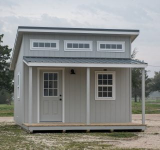 Texas tiny home shed for sale in austin