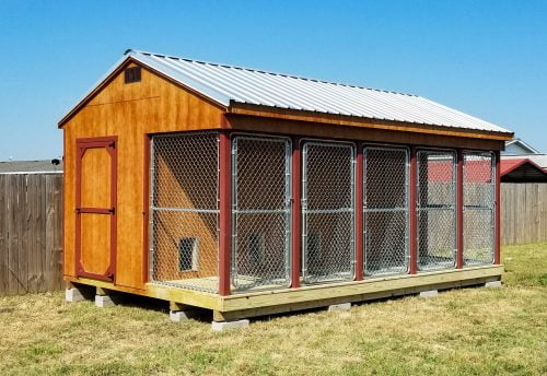 Commercial dog kennel for sale in texas