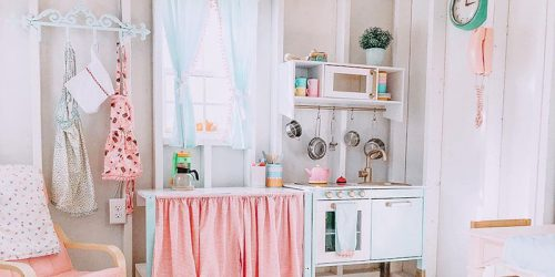 Playhouse kitchen in texas featured