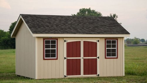 Classic wood sheds for sale in texas by lone star structures