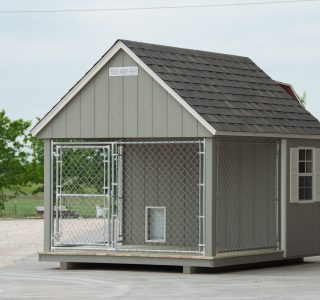 Custom dog kennels for sale in temple texas