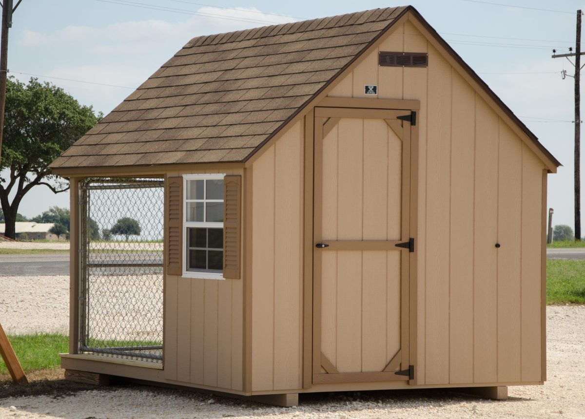 Dog Kennels For Sale Provide A Year Round Home For Your Dog