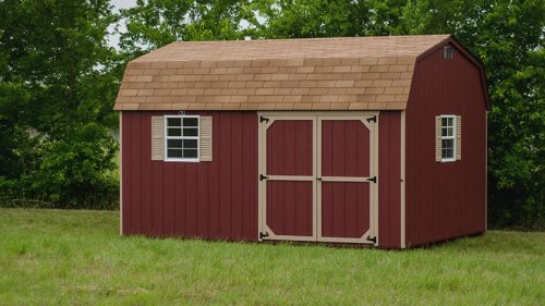 Dutch barn outdoor sheds for sale in texas