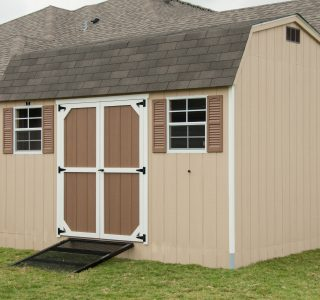 Dutch barns outdoor sheds for sale in waco texas