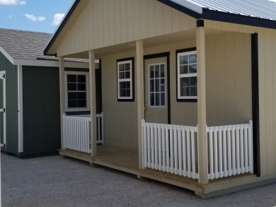 Portable Cabins | Vacation Cabins Crafted in Texas for Texas