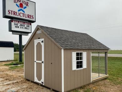 267081021 10x12 dog kennel for sale (3)