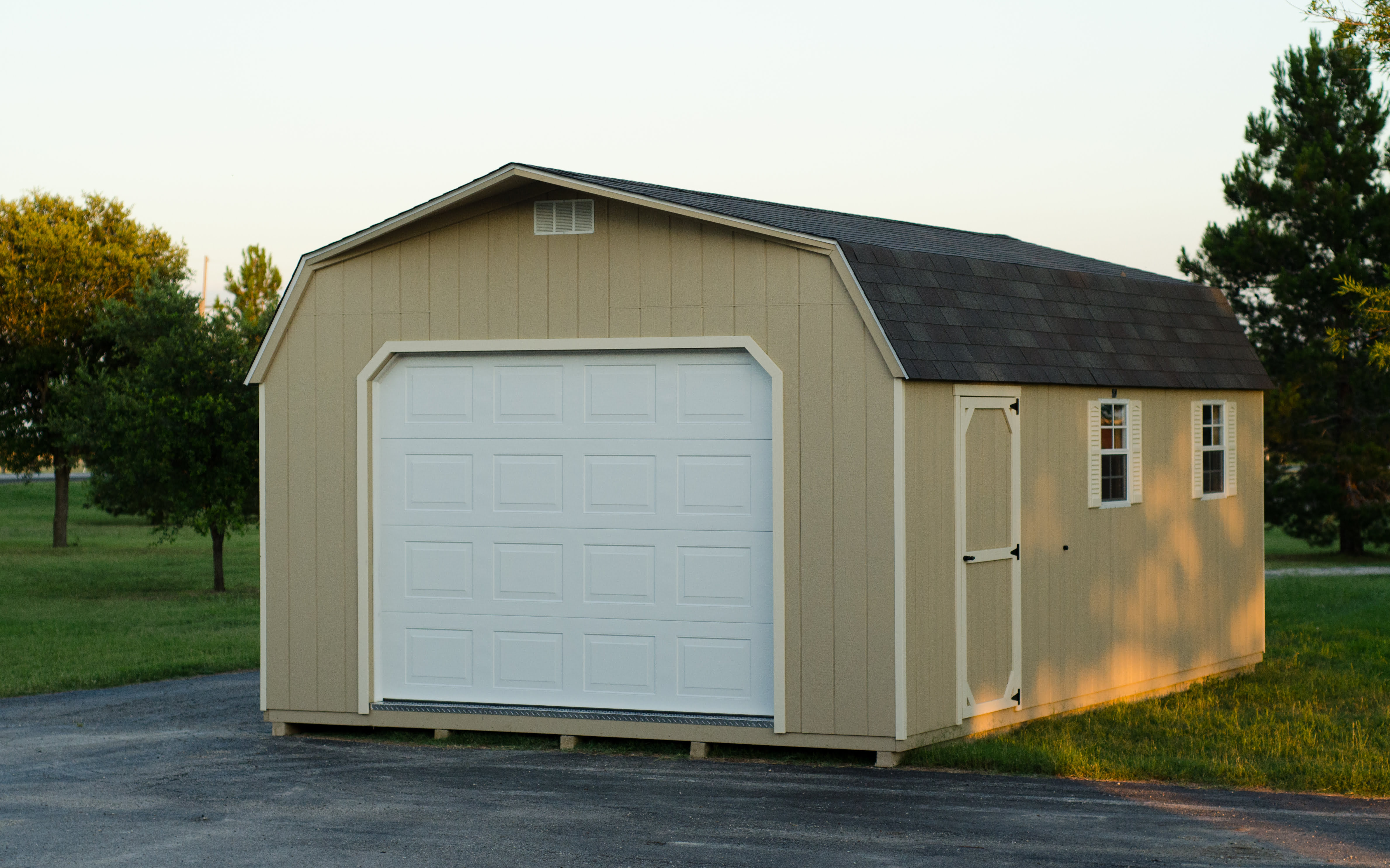 garage storage buildings for sale near dallas texas lone