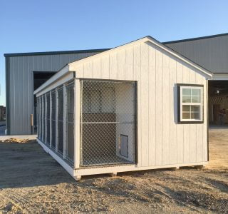 Outdoor commercial dog kennel for sale in austin texas