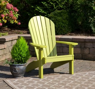 Outdoor poly patio furniture for sale
