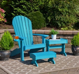 Poly patio furniture for sale