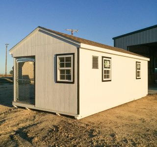 Prefab commercial dog kennel for sale in waco texas