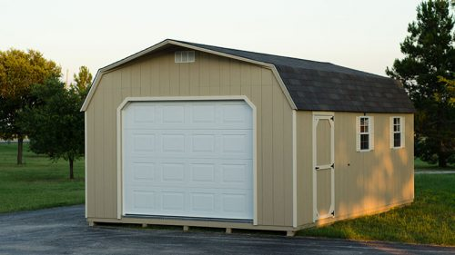 Prefab garages for sale in texas lone star structures