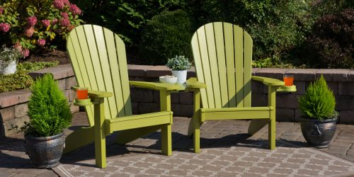 What is poly wood furniture